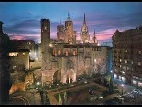 Barcelona, Barrio Gótico y Las Ramblas