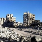 Siria, Conflicto Internacional