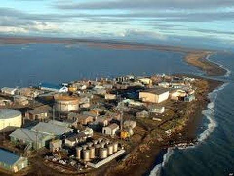 Kivalina, Desapareciendo a Causa del Cambio Climático