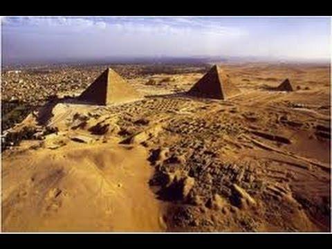 La Necrópolis y ubicación arqueológica de Guiza