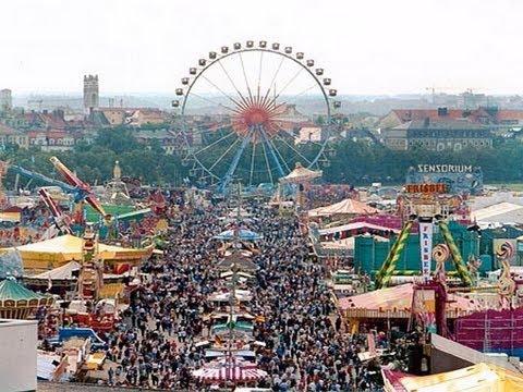Oktoberfest en Múnich – desde 1810 hasta el siglo XXI