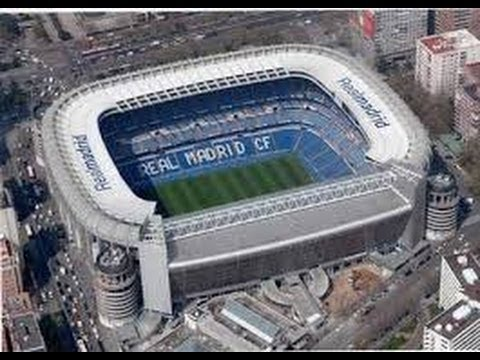 Estadios liga BBVA Madrid