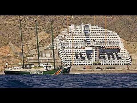 Hotel El Algarrobico (Almería)