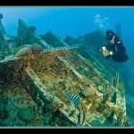 Naufragios en Bermudas