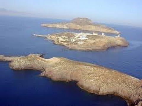 Ocupación de islas espańolas al norte de Marruecos