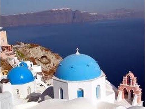 La Isla de Santorini crece