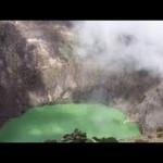 Volcán Irazu: Impresionante Lago