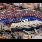 Estadios de fútbol en Cataluńa