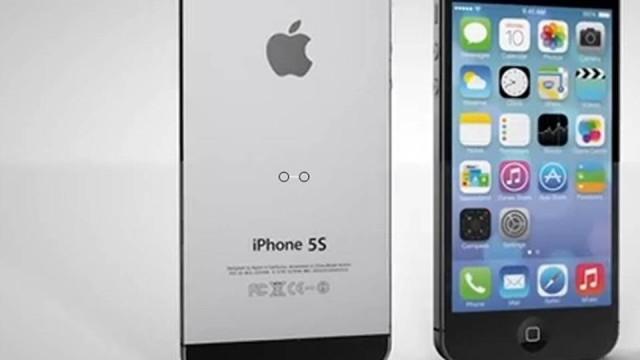 Foxconn Fabrica el iPhone 5S
