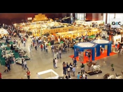 Intercaza 2013: Feria Internacional de la Caza, Córdoba