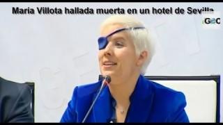 María de Villota: Hallada Muerta en un Hotel de Sevilla, DEP