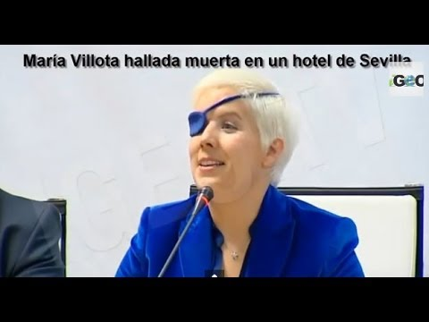 María de Villota: Hallada Muerta en un Hotel de Sevilla, DEP