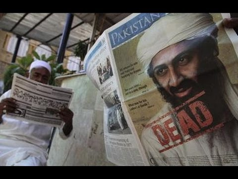 Muerte de Osama Bin Laden: Operación Lanza de Neptuno