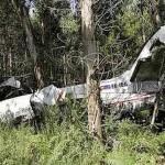 Accidente de avioneta de transporte de órganos en Santiago de Compostela