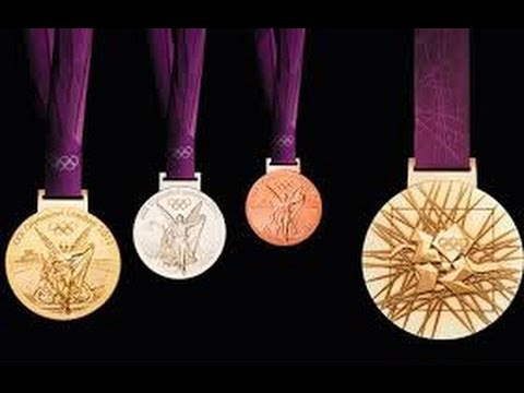 Distribución mundial de las medallas olímpicas Londres 2012