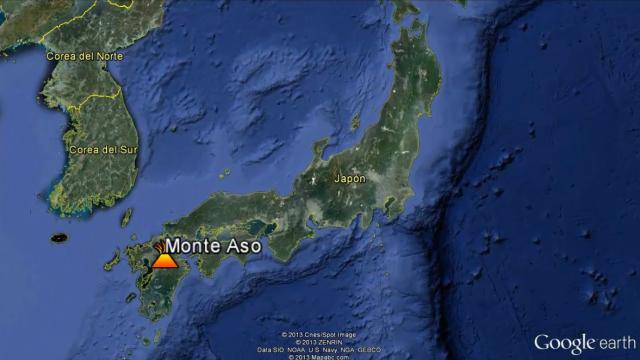 Monte Aso – Footage