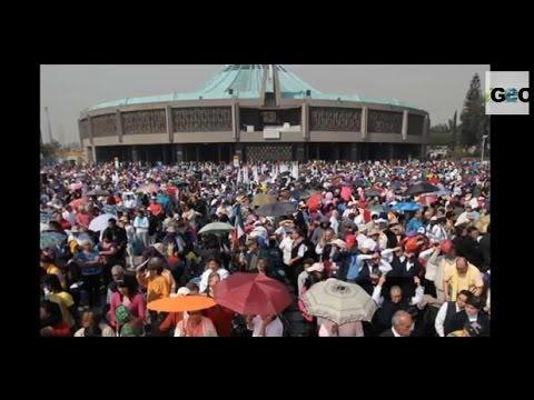Peregrinación Virgen De Guadalupe: Milagrosa Aparación, 12 de Diciembre Fiesta México