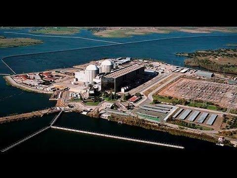 Simulacro de Emergencia en la Central Nuclear de Almaraz (Curiex 2013)
