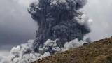 Primera erupción Tongariro en más de 100 ańos