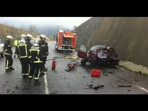 Carreteras más peligrosas España