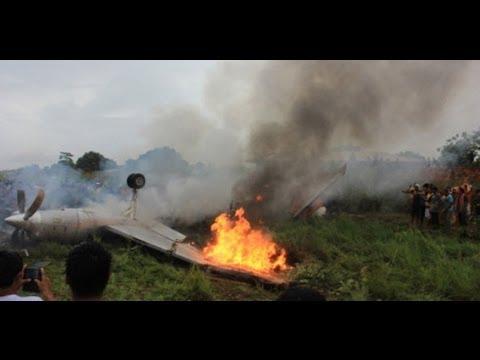 Accidente aereo Bolivia. 8 muertos