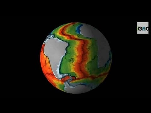 Placas tectónicas terrestres