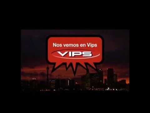 Restaurantes Madrid: Ven a Vips y Volverás