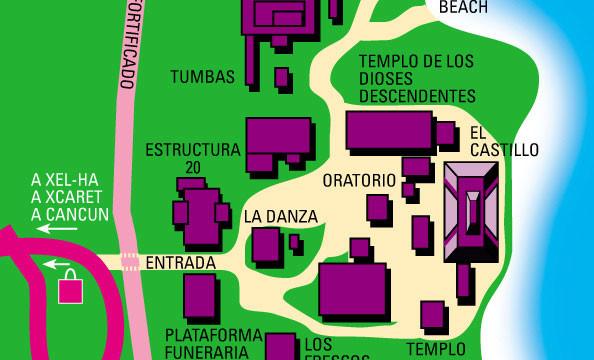 Tulum en Quintana Roo, la Ciudad del Amanecer