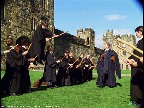 Harry Potter, Donde se rodó: Localizaciones Espectaculares