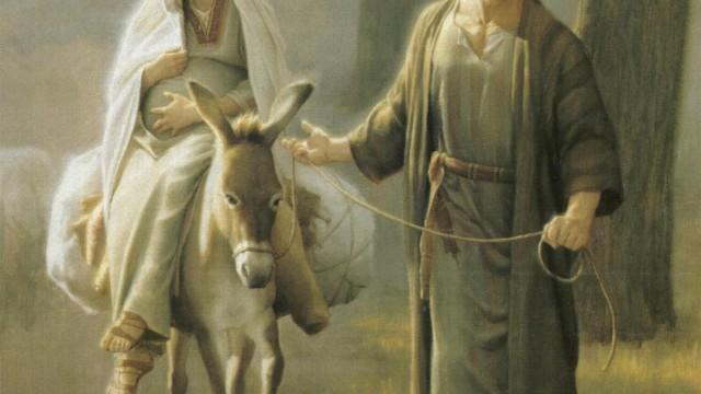 Nacimiento de Jesús: Nazaret, Belén