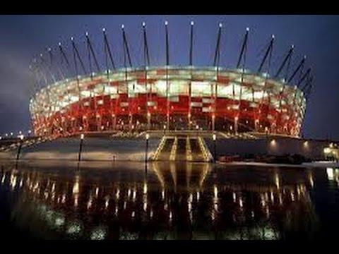 Estadio Nacional de Polonia, Varsovia
