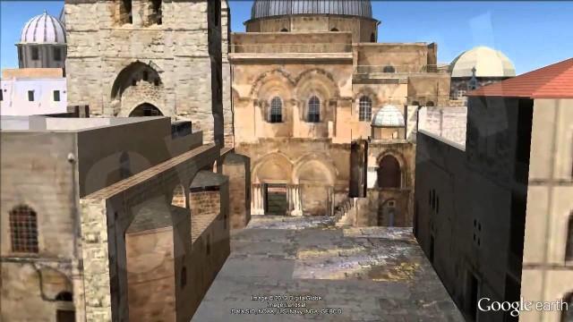 Semana Santa: lugares de la Pasión de Jesús