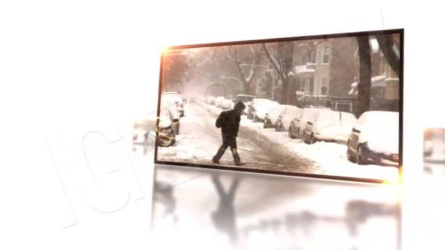 Vórtice polar en Estados Unidos deja a su paso imágenes gélidas