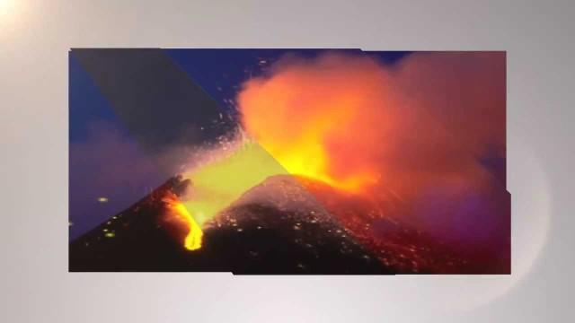Volcanes activos de la Tierra