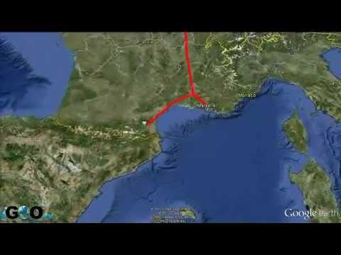 Corredor ferroviario del Mediterráneo