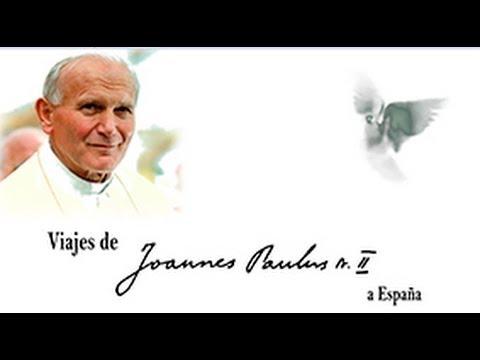 Viajes de Juan Pablo II a España: parte II