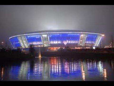 Donetsk Stadium (Donbass Arena)