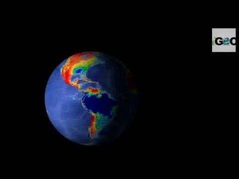 Precipitaciones en el mundo