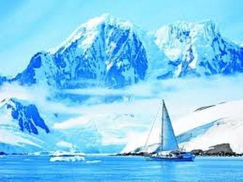 La carrera hacia el Polo Sur