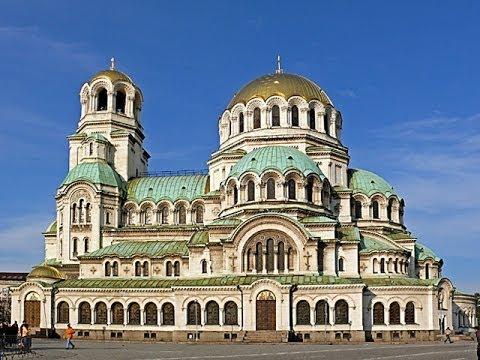 Sofía, Bulgaria. Hoteles y monumentos