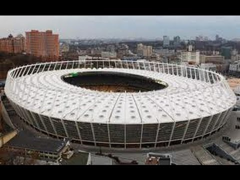 Estadio Olímpico de Kiev (Ucrania)