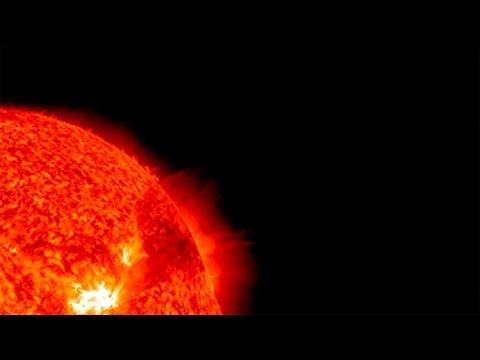 La llamarada solar más potente en 11 años
