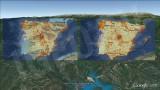 Onda de marea en España