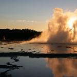 Supervolcán en Yellowstone. Concentraciones de Helio 4 1.000 veces superior a lo normal