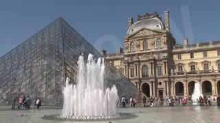 ¿Cómo se vería Paris inundada?