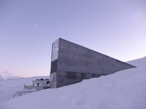 Svalbard, banco mundial de semillas