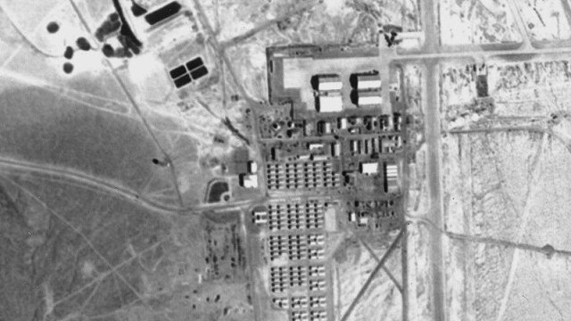 AREA 51, dónde esta la base clasificada como Alto Secreto