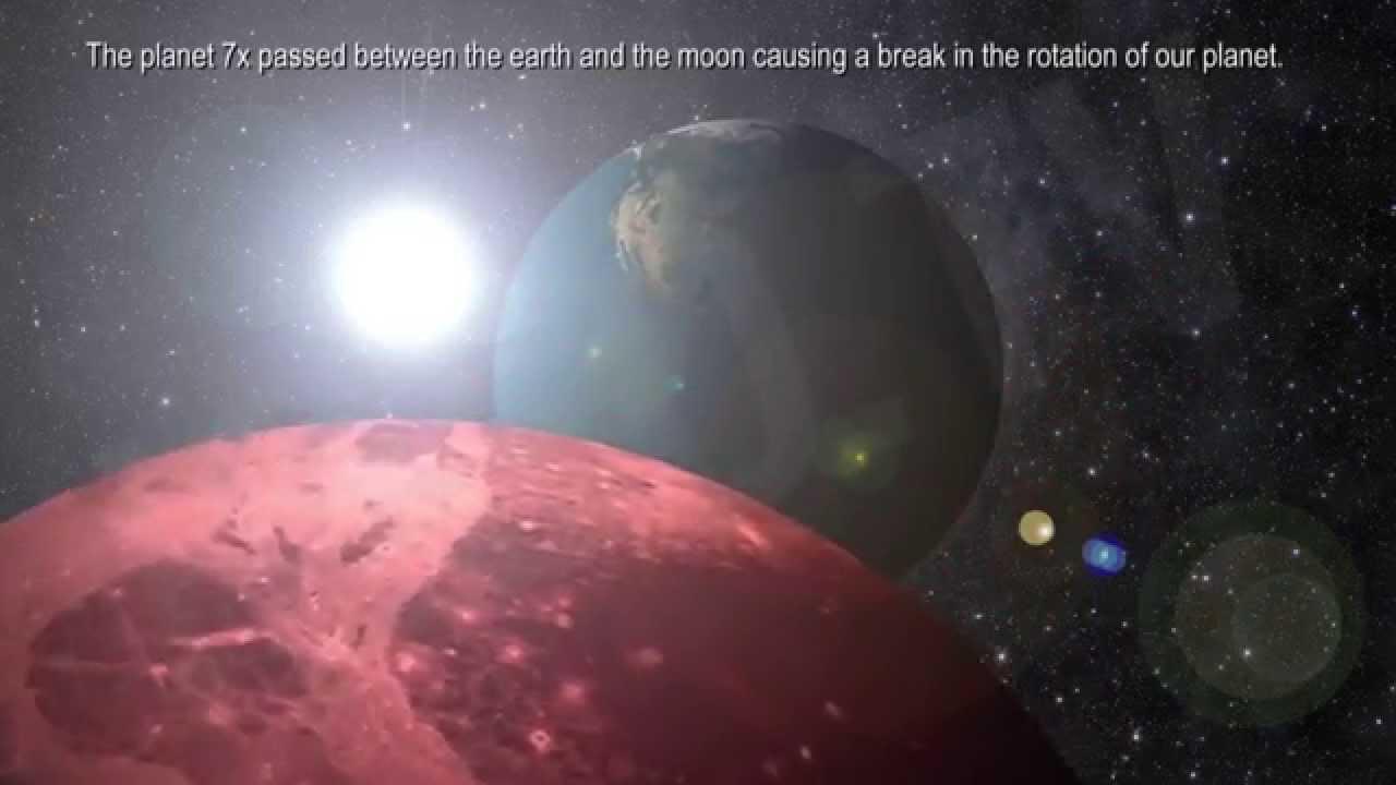 Planeta 7x, El día largo de Josué