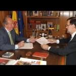 El Rey Juan Carlos I abdica del trono