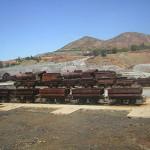 La mina de Riotinto nuevamente abierta